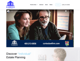 oklahomaestateplan.com screenshot