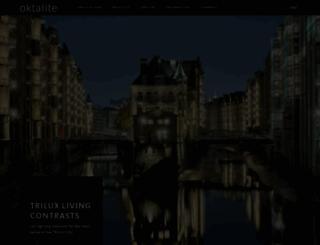 oktalite.com screenshot