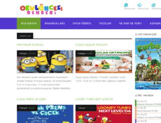 okuloncesirehber.com screenshot