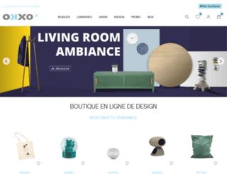 okxo.fr screenshot
