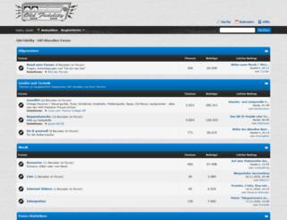 old-fidelity.de screenshot