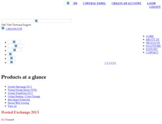 old.egocentrix.com screenshot