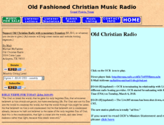 oldchristianradio.com screenshot