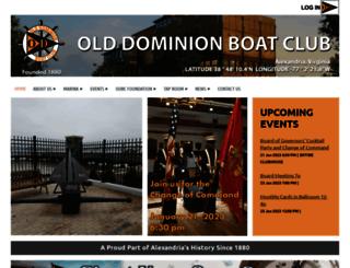 olddominionboatclub.wildapricot.org screenshot