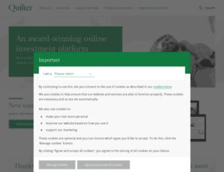 oldmutualwealth.co.uk screenshot
