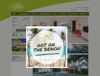 oldphukethotel.com screenshot