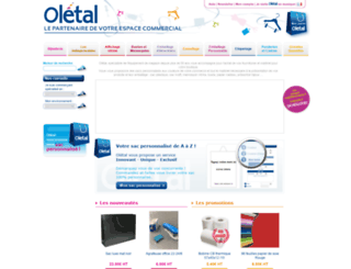 oletal.com screenshot