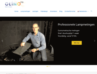 olino.org screenshot