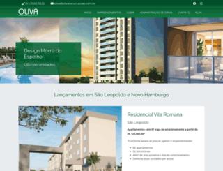 olivaconstrucoes.com.br screenshot