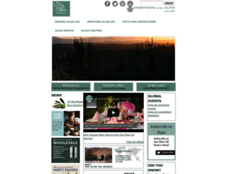 oliveoilsource.com screenshot