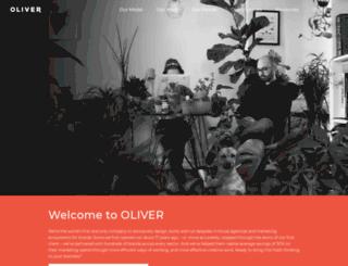 oliver-marketing.com screenshot