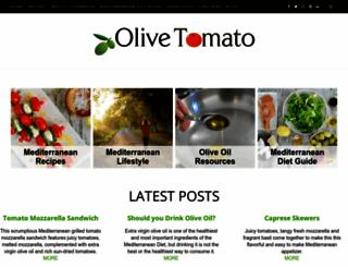 olivetomato.com screenshot