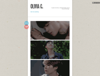 oliviacirce.tumblr.com screenshot