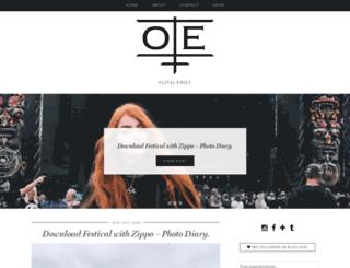 oliviaemily.com screenshot