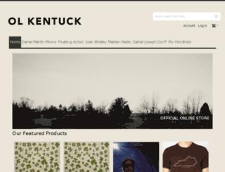 olkentuck.portmerch.com screenshot