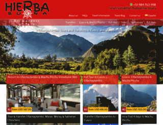 ollantaytambo.org screenshot
