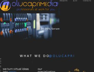 olucaprimedia.net screenshot