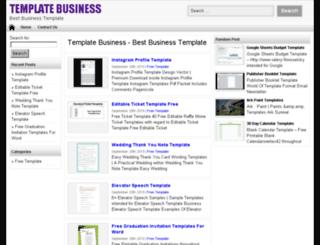 olusumben.com screenshot