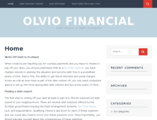 olvio.com screenshot