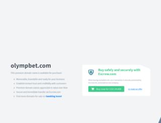 olympbet.com screenshot