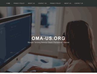 oma-us.org screenshot