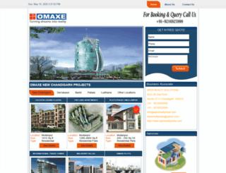 omaxenewprojects.com screenshot