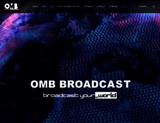 omb.com screenshot