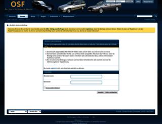 omega-senator.net screenshot