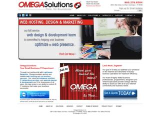 omegacomminc.com screenshot
