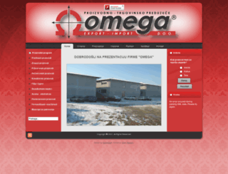 omegavb.com screenshot