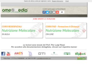 omeomedia.com screenshot