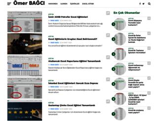 omerbagci.com.tr screenshot