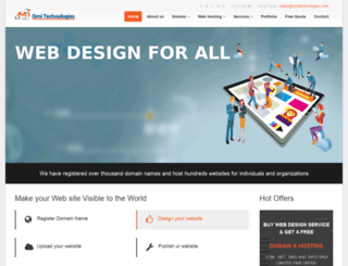omitechnologies.com screenshot