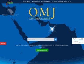 omjournal.org screenshot
