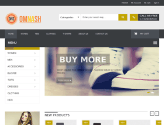 omnash.com screenshot
