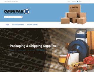 omnipak.com screenshot