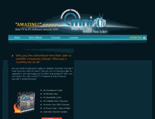 omnipctv.com screenshot