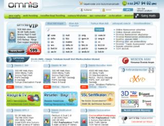 omnis.com.tr screenshot
