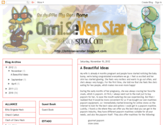 omnisevenstar.blogspot.com screenshot