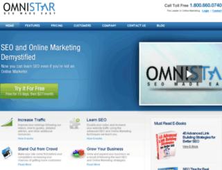 omnistarseo.com screenshot