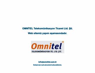 omnitel.com.tr screenshot
