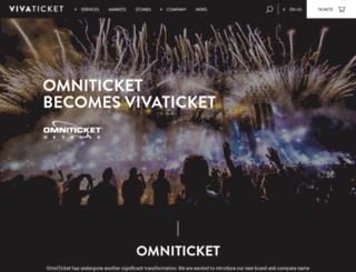 omniticket.com screenshot