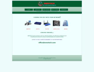 omotech.com screenshot