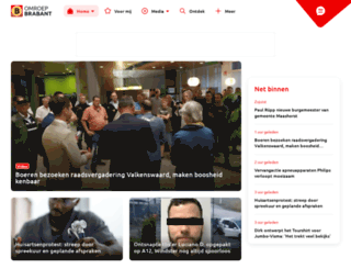 omroepbrabant.nl screenshot