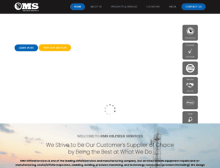 omsos.com screenshot