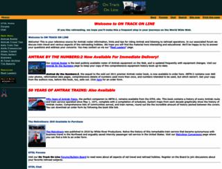 on-track-on-line.com screenshot