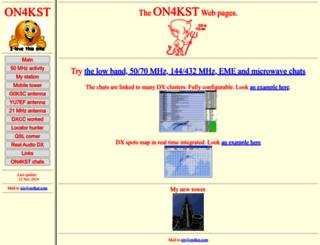 on4kst.com screenshot