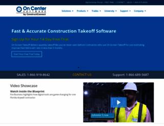 oncenter.com screenshot