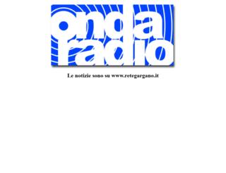 ondaradio.info screenshot