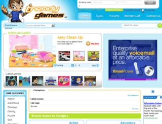 ondemonew8.trendygames.net screenshot
